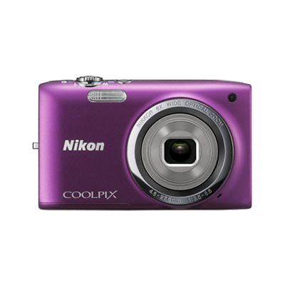 Appareil Photo NIKON COOLPIX Violet